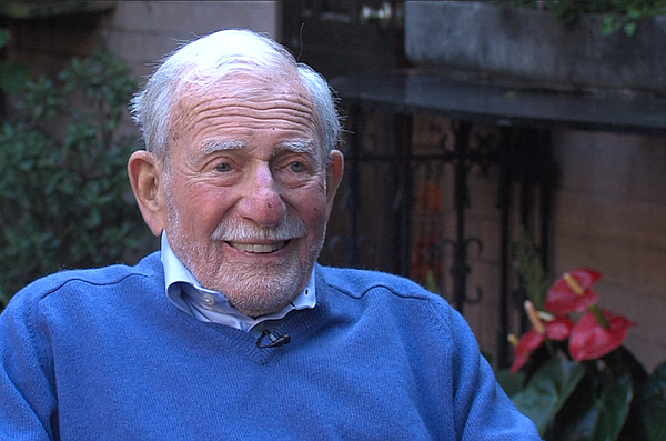 Walter Munk, Scripps Institution of Oceanography research...
