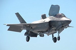 Photo for Marine, Navy Exercise Off San Diego Coast Debuts F-35