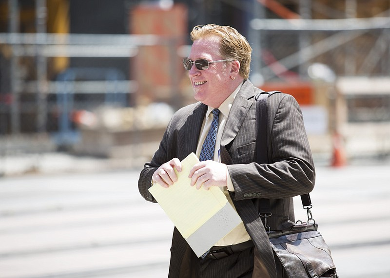 Attorney Cory Briggs is seen in this undated photo.