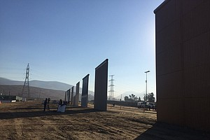 President Trump Expected To Visit San Diego Border Wall P...