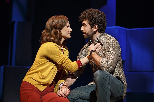 Stephanie J. Block and Brandon Uranowitz.