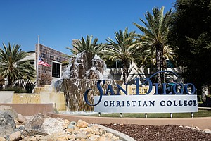San Diego Christian College Gets Suspended By State Tax A...