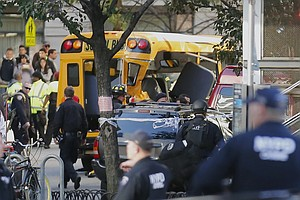 New York Mayor Calls Deadly Truck Attack A 'Cowardly Act ...