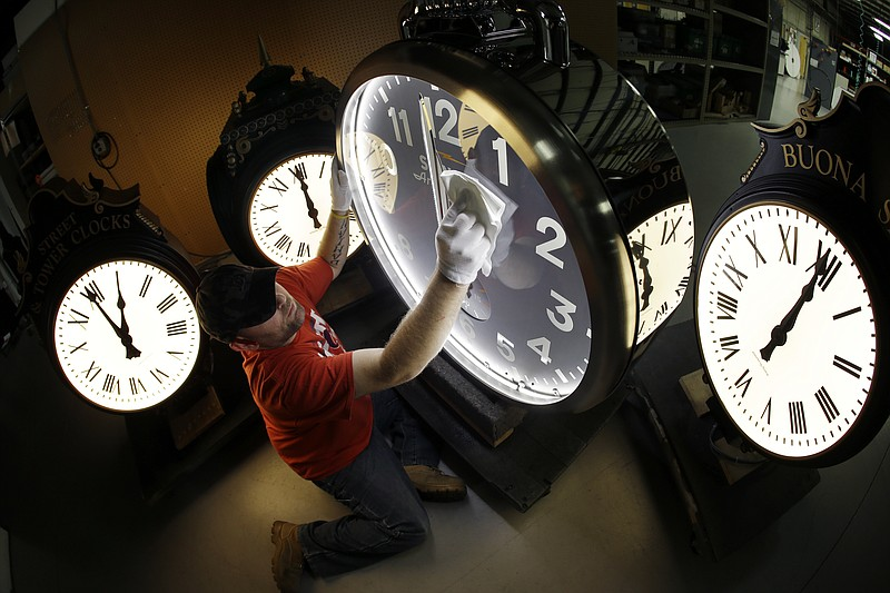 Time For A Time Change In US With Return Of Standard Time KPBS - When time change in usa