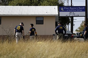Texas Church Gunman Once Escaped From Mental Health Center