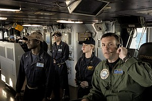 IMAX Film About Aircraft Carriers Opens Friday At The Fleet