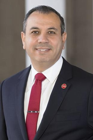 State Sen. Tony Mendoza, D-Artesia, is shown in this photo.