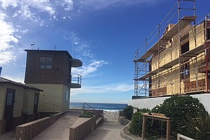Photo for Del Mar Beachfront Facing Challenges Of 'Managed Retreat'