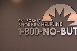 California Smokers' Helpline Marks 25th Anniversary