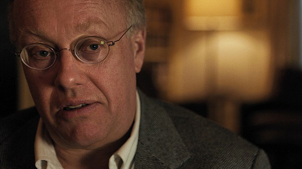Chris Hedges, subject of