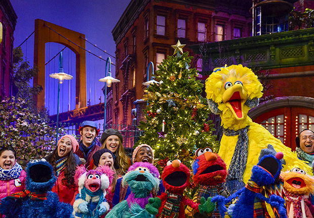 'Sesame Street' Celebrates 50 Years And Counting