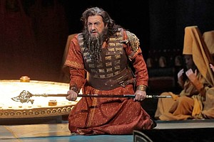 A Legendary Tenor Marks 50 Years As LA Opera Pioneer And Leader