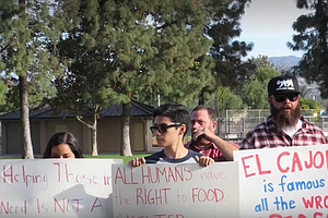 El Cajon Ends Ban On Feeding Homeless