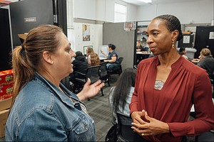 Program Seeks To Serve Female Veterans Who Feel Uncomfortable At The VA