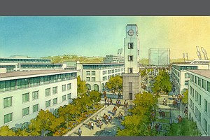 SoccerCity Backers Blast SDSU West Plan For Mission Valley Develo...
