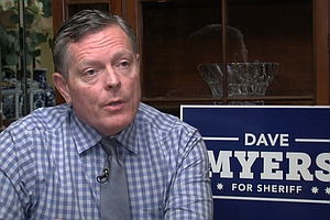 Dave Myers Discusses His Run For San Diego County Sheriff