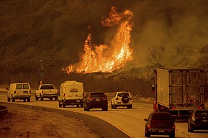 State Climate Report Warns Of Catastrophe If Climate Chan...