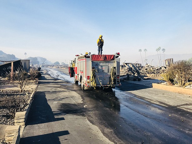 All Evacuation Orders For Lilac Fire Lifted
