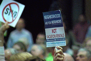 Photo for City Council Repeals Regulations On Vacation Rentals