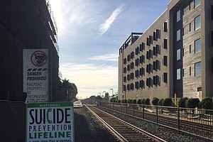 Train Track Fatalities Climb In North San Diego County