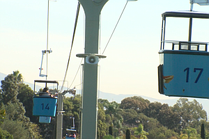Photo for Gondolas In San Diego Have Powerful Backer But Still No Liftoff