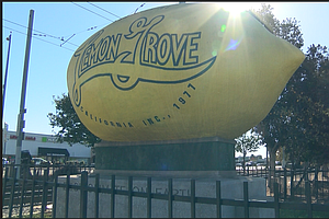 Photo for Lemon Grove Mayor Hopes To Attract More Business In 2018