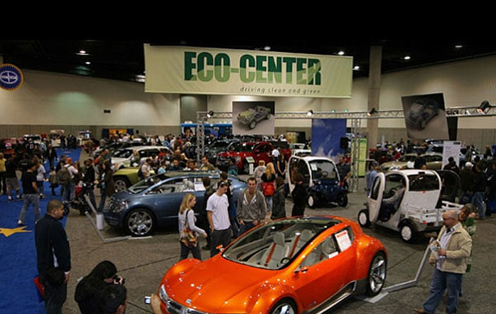 Electric Vehicles Showcased At San Diego International Auto Show - San diego international car show
