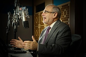 Q&A With All Things Considered Host Robert Siegel As He R...