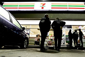 Immigration Agents Descend On Dozens Of 7-Eleven Stores