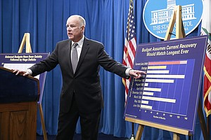 Governor Brown's Proposed Budget Has Only Modest Boost For Health Care