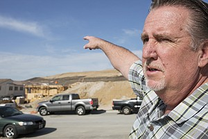 Home Buyers Moving Into Otay Ranch Development; Methane Problem R...