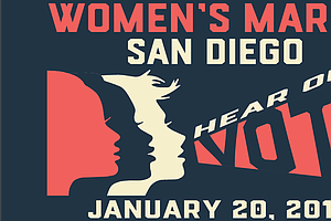 Thousands Expected To Rally Downtown For Second Annual Women's March