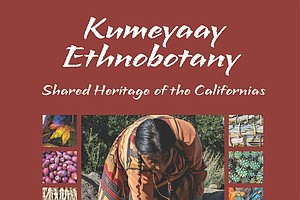 Book Details How Kumeyaay Use Indigenous Plants