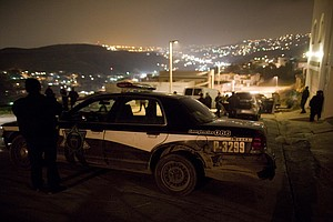 Report: Tijuana Homicides Reach Record High In 2017