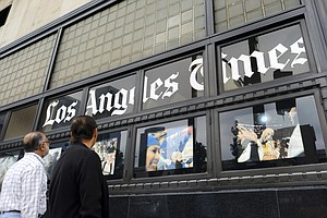 LA Times, San Diego Union-Tribune Sold To LA Billionaire ...
