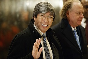 Photo for New Union-Tribune Owner Patrick Soon-Shiong Writes Letter To Readers