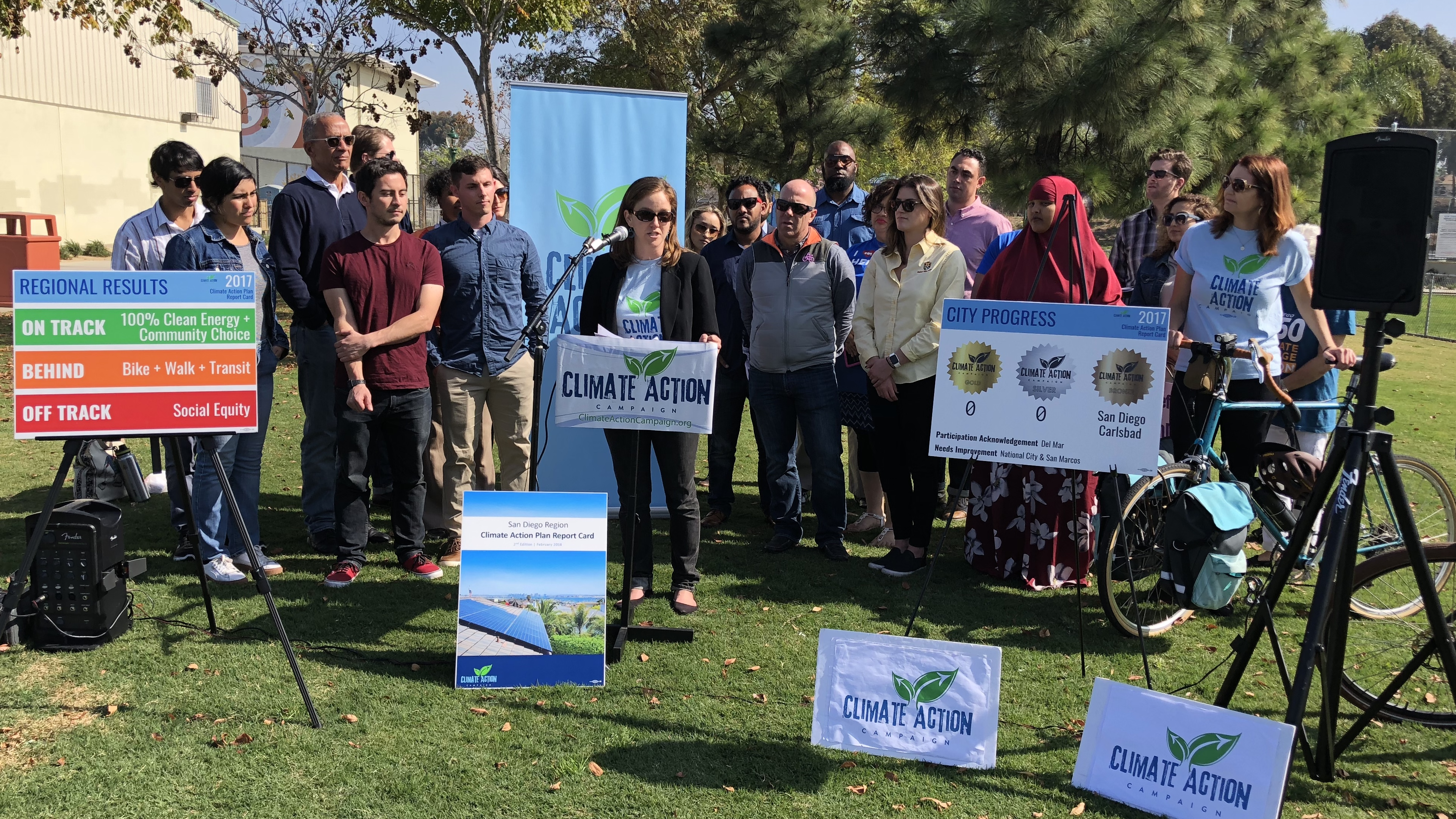 Making Equity A Central Part Of 'San Diego Green New Deal'
