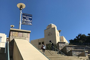 Photo for CSUSM President Reacts To Proposed State Budget Cuts, Online Fall Semester