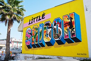 San Diego's Little Saigon Cultural District Gets Some Fre...