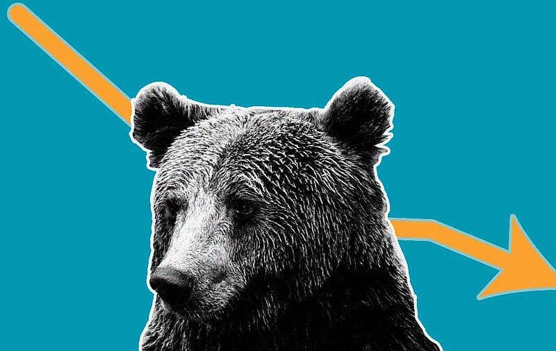 A bear is shown in this undated graphic.