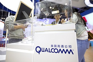 Photo for Qualcomm Laying Off 1,231 San Diego Employees As Part Of 'Cost Reduction Plan'