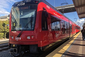 SANDAG, MTS To Waive Transit Fares In San Diego