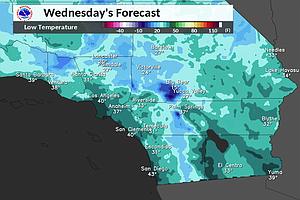 Frost Advisory Remains In Effect Wednesday
