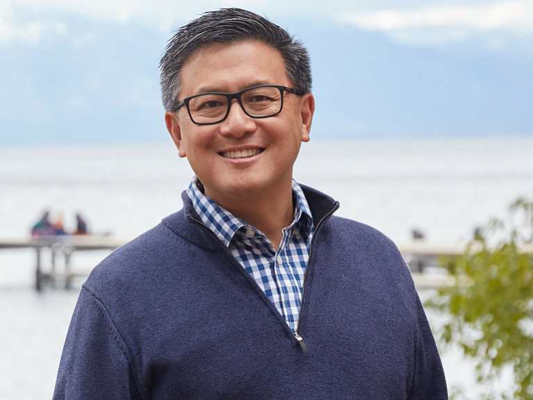 State Treasurer John Chiang in an undated photo.