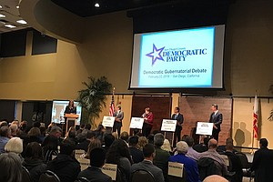 Gubernatorial Debate Takes Center Stage In San Diego