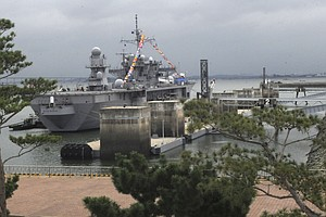 Navy May Move 'Fat Leonard' Court-Martial To San Diego