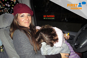 First Person: Living In A Car In San Diego With 3 Children