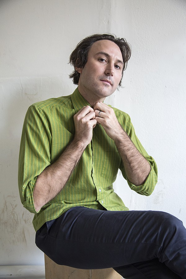 Singer Matt Costa in an undated photo.