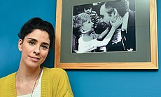 Sarah Silverman reveals her favorite memories f...