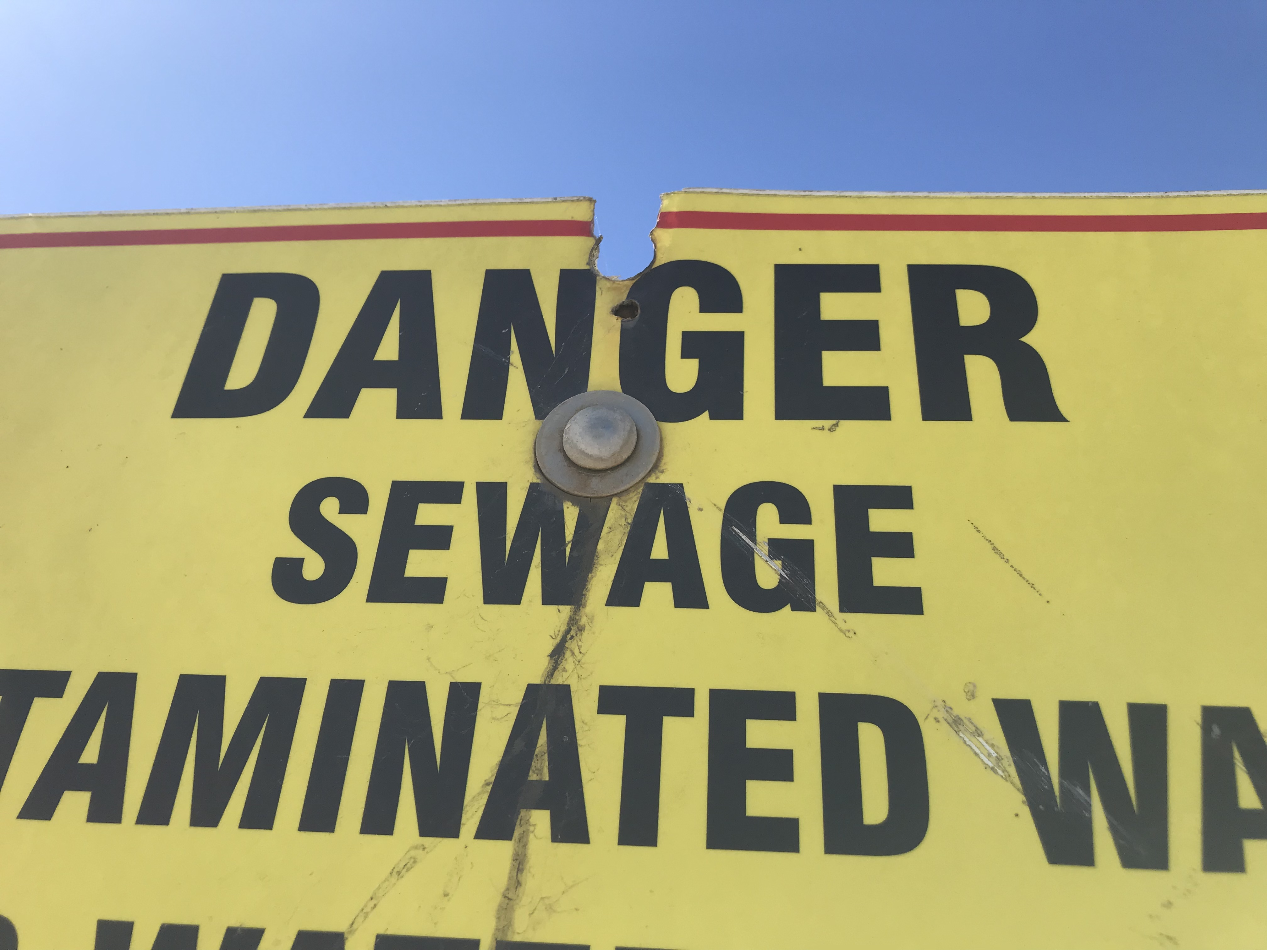 Mexico Pledges To Fight Cross-Border Sewage Spills